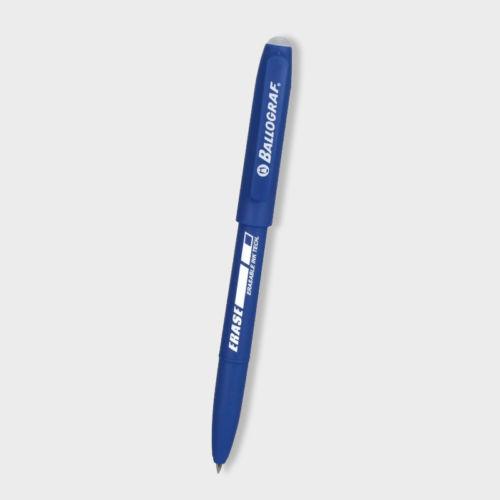 Radierbarer Druckkugelschreiber Ballograf